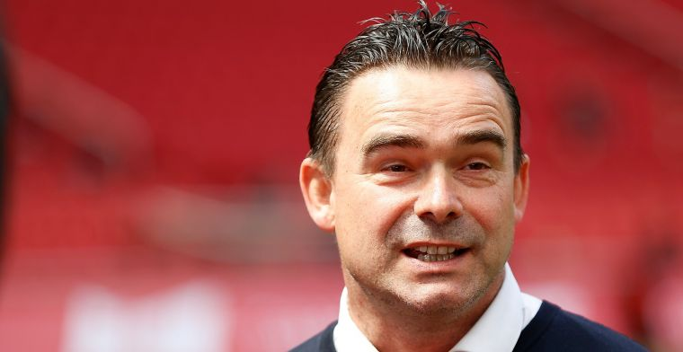 Overmars baalt van 'verdampte' transferwaarde bij Ajax: '25 à 30 miljoen euro'