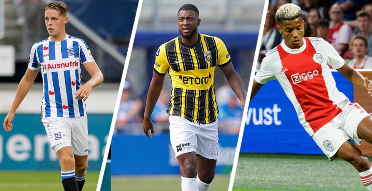 Deadline Day nadert: deze Eredivisie-spelers zijn op weg naar een nieuwe club
