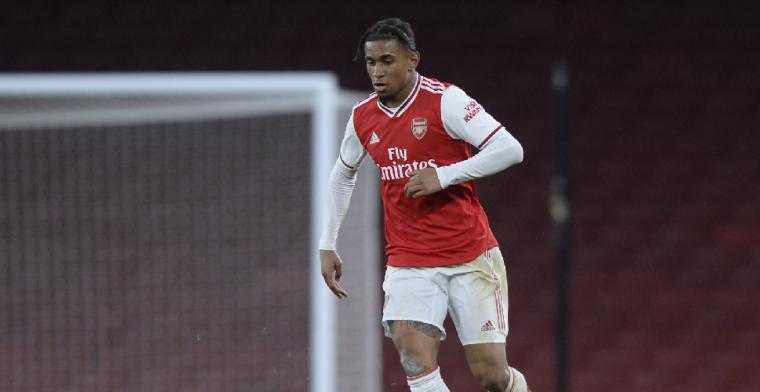 'Feyenoord en Arsenal zijn er bijna uit: Reiss Nelson op weg naar De Kuip'