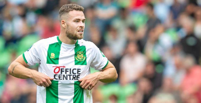 Op het nippertje: Groningen verkoopt Gudmundsson om 23.59 uur aan Lille