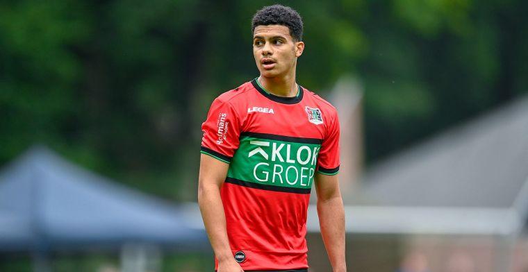 NEC-aanvaller Tavsan verkoopt concrete Italiaanse club 'nee' en blijft in Nijmegen