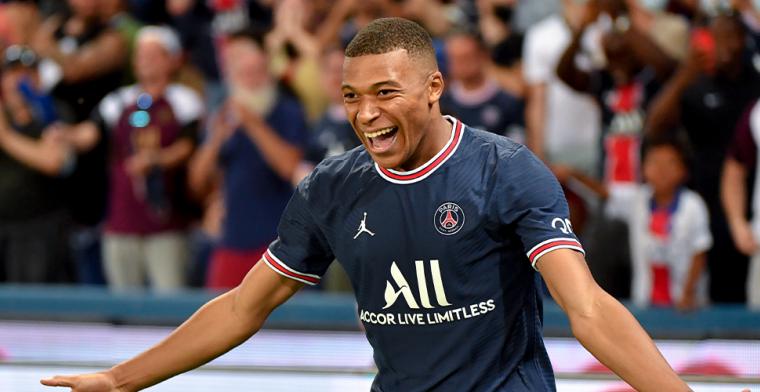 'Real komt met ultiem Mbappé-bod van minimaal 220 miljoen, PSG houdt poot stijf'