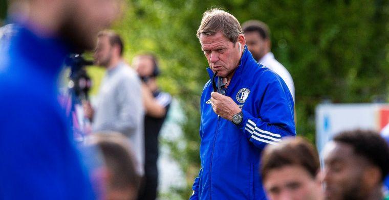 Arnesen dolblij: 'Hem naar Feyenoord halen was een van onze prioriteiten'
