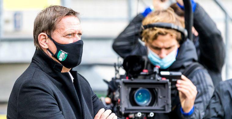 Feyenoord ontvangt Nelson voor medische keuring, Arnesen 'positief gestemd'