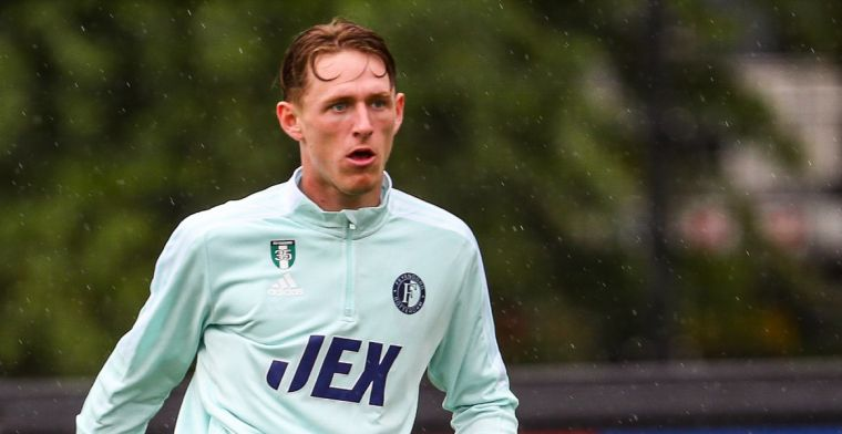 Burger verlaat Feyenoord: geen nieuwe Rotterdamse transfer, maar Zwitsers avontuur