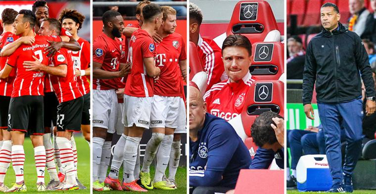 Transferwinnaars en -verliezers: PSV en Feyenoord lopen in op Ajax, AZ afgeroomd