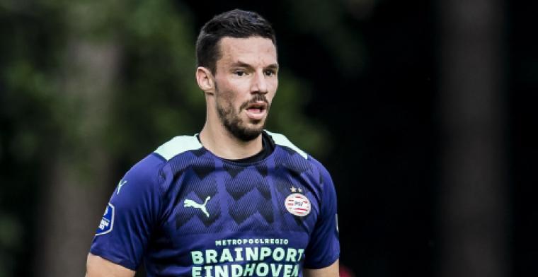PSV neemt afscheid van 'op en top prof': 'Hadden hem graag voor de club behouden'