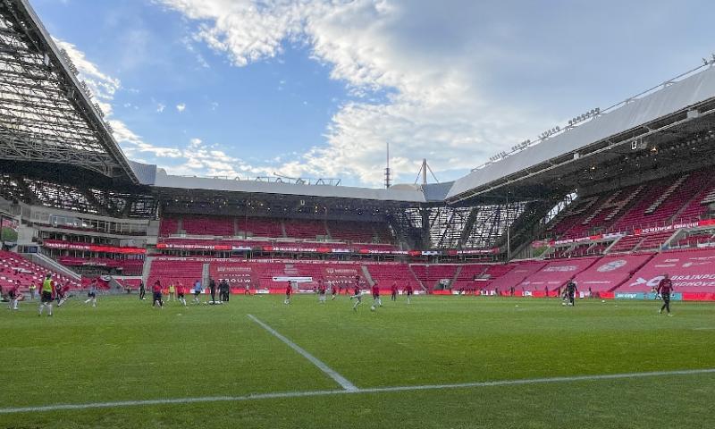 Afbeelding: PSV strikt Deen Priske Flyger (17): 'Zij zien veel potentie in hem'