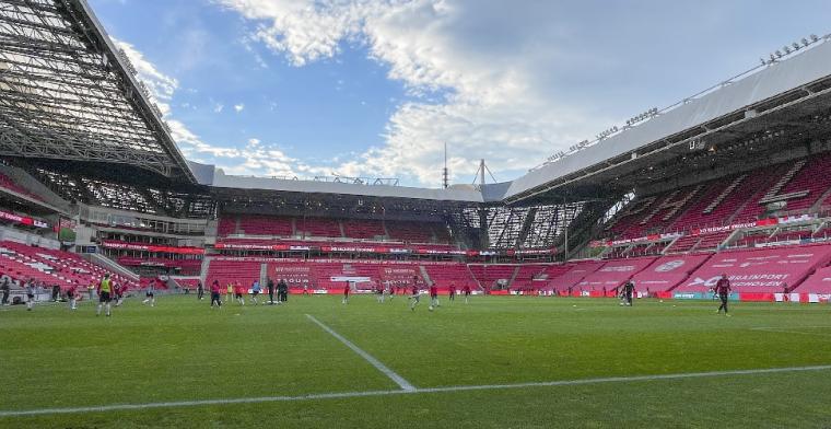 PSV strikt nieuwe rechtsback die tekent tot 2022 en aansluit bij Jong PSV