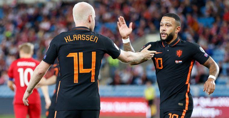 Van Gaal en Memphis leggen vinger op zere plek: analyse van Oranje-middenveld