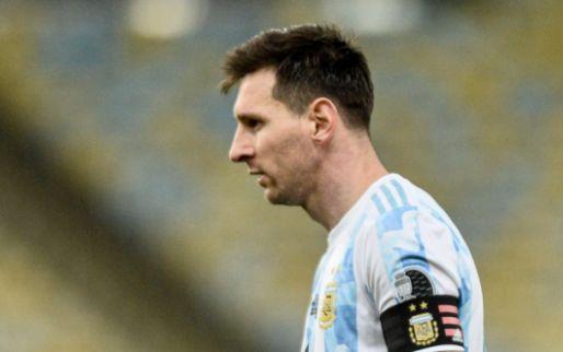 Afbeelding: Messi komt met schrik vrij bij overwinning Argentinië, Álvarez valt op bij Mexico