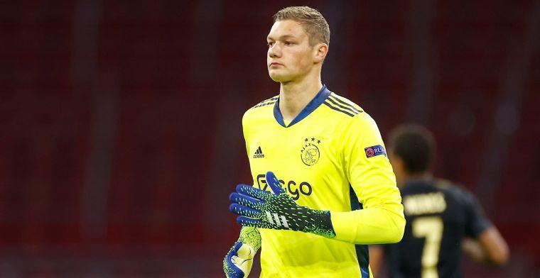 Definitief Ajax-vertrek was ongepland: 'Zou in eerste instantie verhuurd worden'