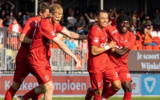 Afbeelding: Almere City heeft weinig moeite met TOP Oss en pakt tweede seizoensoverwinning