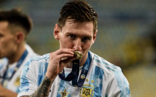 Afbeelding: Messi: 'Waarom zijn jullie niet eerder gekomen? Het is een circus'