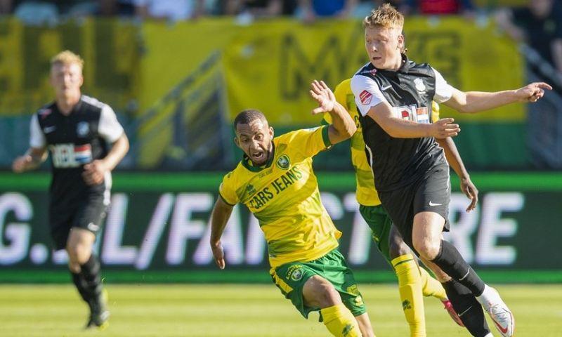 Afbeelding: Veerkrachtig ADO rekent pas in de slotfase af met FC Eindhoven