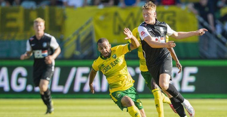 Veerkrachtig ADO rekent pas in de slotfase af met FC Eindhoven