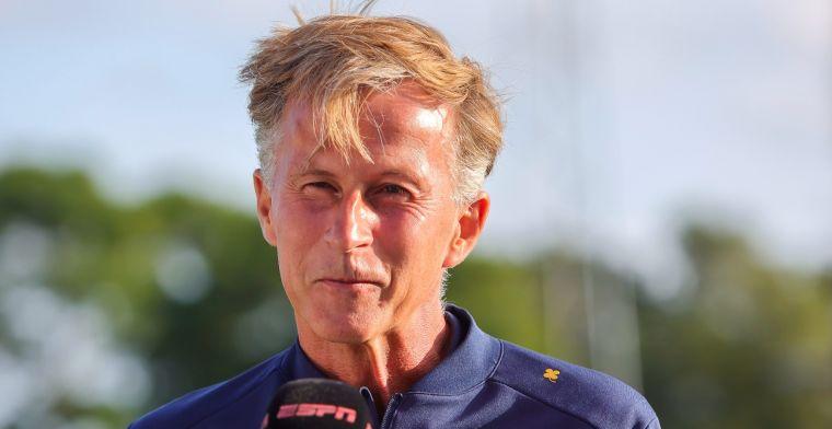 Jonker over overlapping met GP Zandvoort: Maar dat heeft niemand bedacht