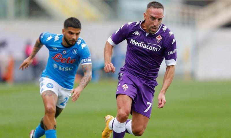 Afbeelding: Ribéry verrast en zet zijn loopbaan voort bij Italiaanse promovendus