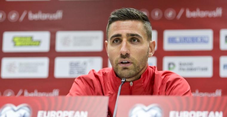 Casteels: Barcelona? Enkel interesse in een transfer als nummer 1