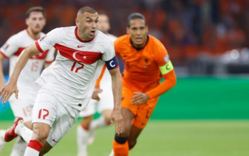 Afbeelding: Totale ontreddering na 'ramp' tegen Oranje: Turkse ster is bereid te stoppen