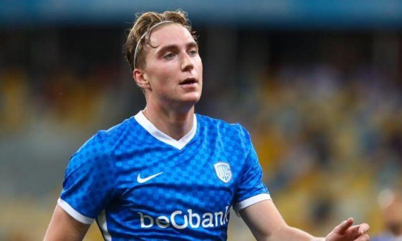 Afbeelding: Noren kunnen lof niet op over Thorstvedt (KRC Genk): 'De Lampard van Noorwegen'