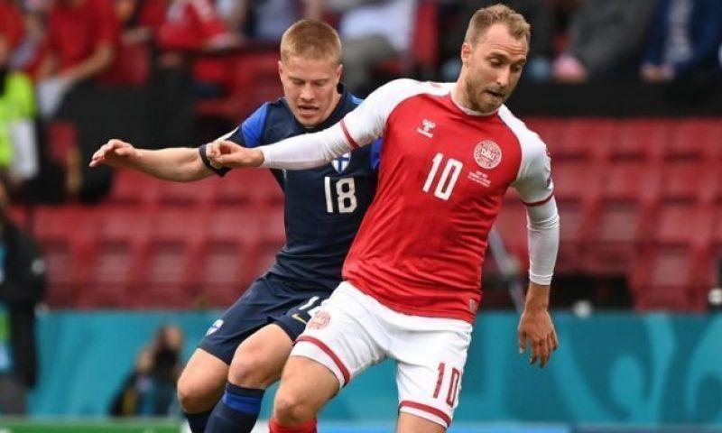 Afbeelding: Gazzetta: Eriksen kan voorzichtig gaan trainen, Ajax een 'potentiële bestemming'