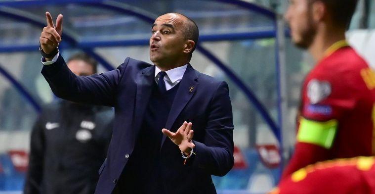 OPSTELLING: Martinez kiest voor Casteels, Praet en Lukebakio tegen Wit-Rusland