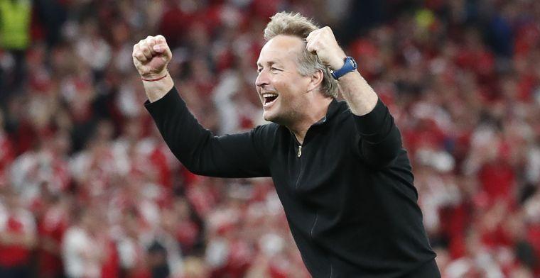 Deense bondscoach apetrots na behalen 'wereldrecord': 'Dat is niet normaal'
