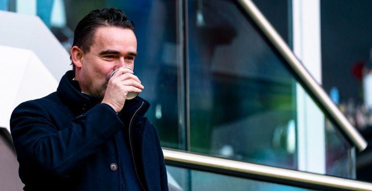 Overmars weigert Ajax-vertrekker te vergeten: 'Ik zou hem graag terugzien'