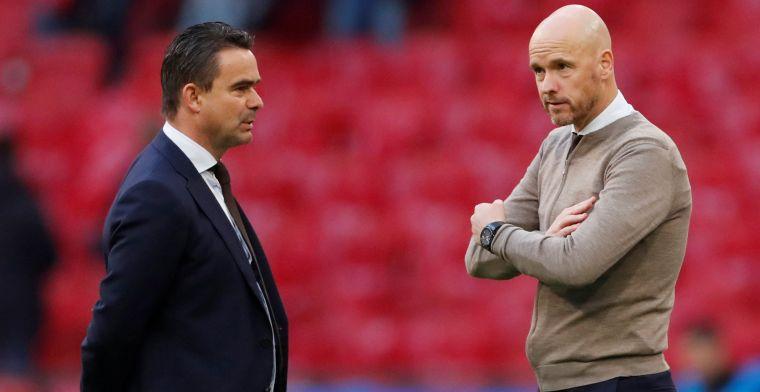Overmars constateert 'heel weinig interesse': 'Alleen huren, heeft Ajax niks aan'