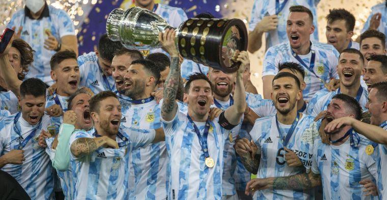 Open Messi blikt terug op 'droom': 'Was totaal de weg kwijt, kon het niet geloven'