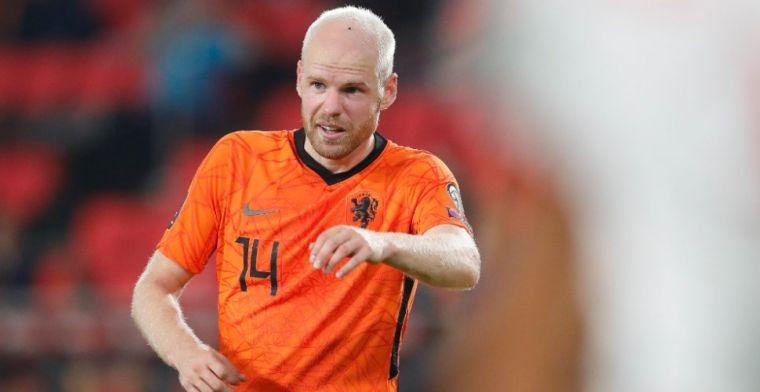 Telegraaf: Klaassen haakt af bij Ajax, verzoek om uitstel door KNVB afgewezen