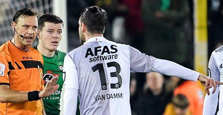 """Van Damme (KV Mechelen) keert terug tegen Anderlecht: """"Goed moment"""""""