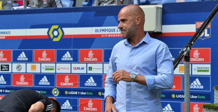 Bosz ziet dat rust is wedergekeerd bij Lyon: 'Meer focus op de trainingen'