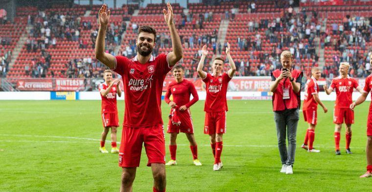 Jans vol verbazing na 'bewust doelpunt': 'Na de wedstrijd kwam de gewetensvraag'
