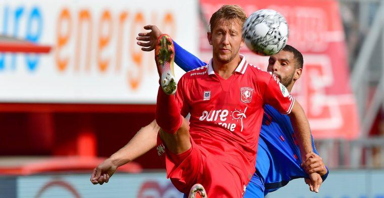 FC Twente via Pröpper langs FC Utrecht door wondergoal in blessuretijd