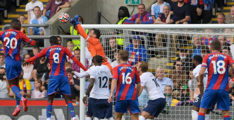 Franse debutant velt Tottenham Hotspur voor het eerst dit seizoen