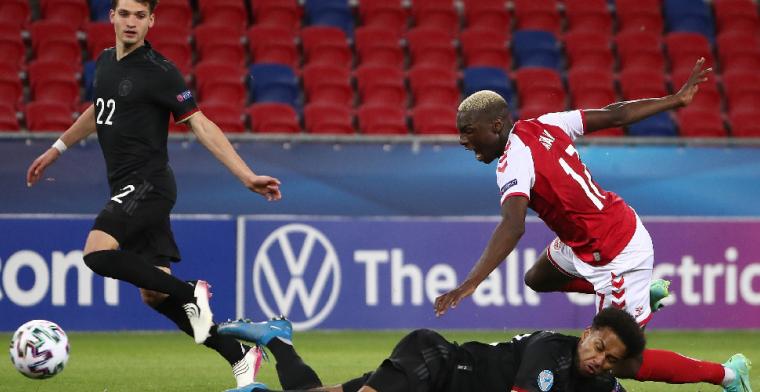 Ajax-aanwinst is dolblij: 'Ik denk dat ik mezelf heb kunnen laten zien'