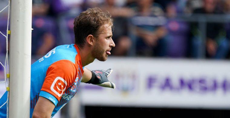 Coucke spuwt zijn gal bij KV Mechelen: Stond in een schietkraam
