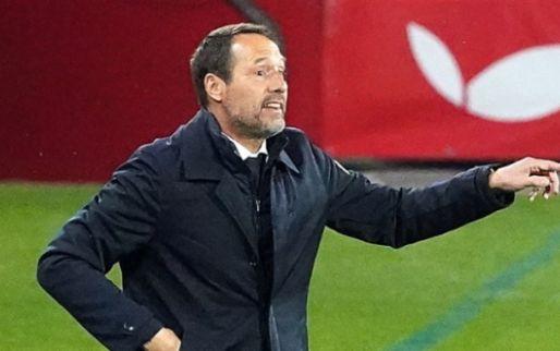 Afbeelding: Bondscoach Van 't Schip gruwelt van Griekse clubs: 'Maar zeven eigen spelers!'