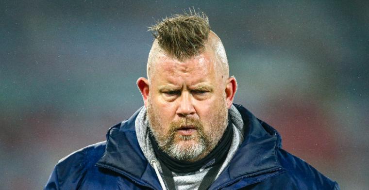 Feyenoord-directeur Koevermans ligt onder vuur na solo-actie van grasmeester