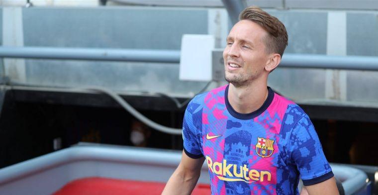 Offensieve problemen bij Barça: basisdebuut voor Luuk de Jong tegen Bayern lonkt