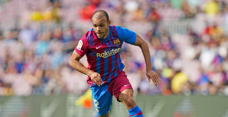 Standaard behandeling helpt niets: FC Barcelona is aanvaller langer kwijt