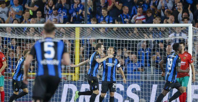 Vanaken (Club Brugge): Ik ga niet azen op het shirt van Messi