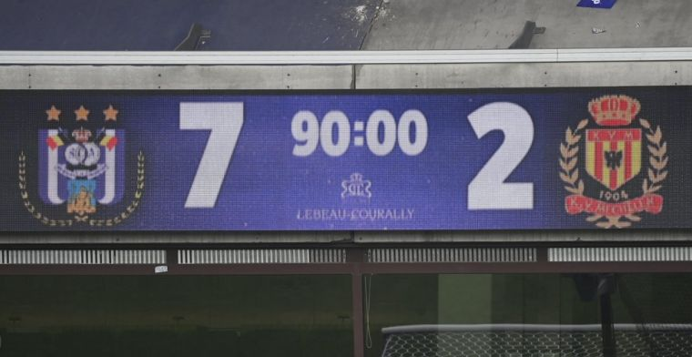Anderlecht boekt enorme zege tegen KV Mechelen, niet de eerste keer voor Vrancken