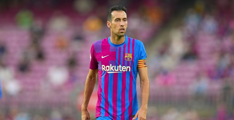 Busquets prijst Koeman en 'geweldige versterking' Memphis bij FC Barcelona