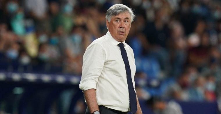 Madrileense bouwvakkers verbazen Real-coach Ancelotti: 'Het leek me onmogelijk'