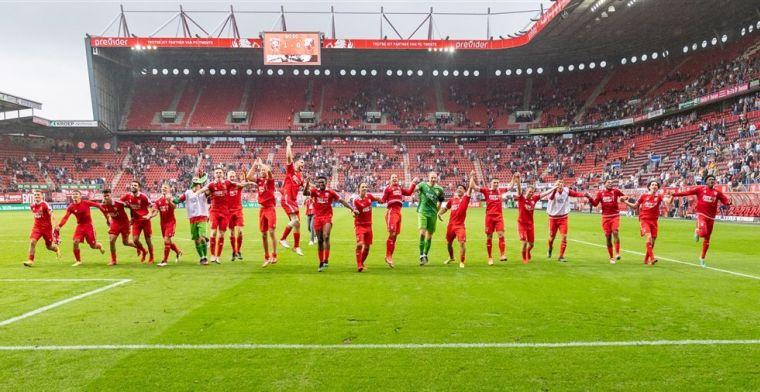 Twente publiceert statement na urine-incident: 'Maatregelen tegen FC Utrecht'
