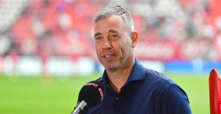 'Utrecht is nog niet aan top-drie toe, dus logisch dat Frans er op terugkwam'