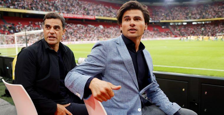 Perez vol verbazing na 'abominabel' optreden Ajax: 'Hij spande echt de kroon'